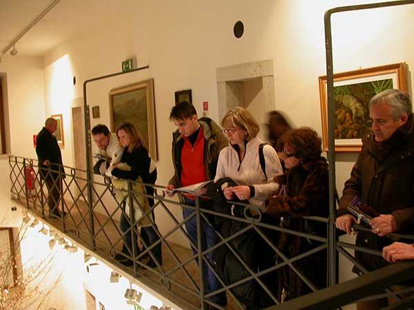 Giovanni Forte Sceran, en plein air il vero altopiano | Asiago, Museo Le Carceri