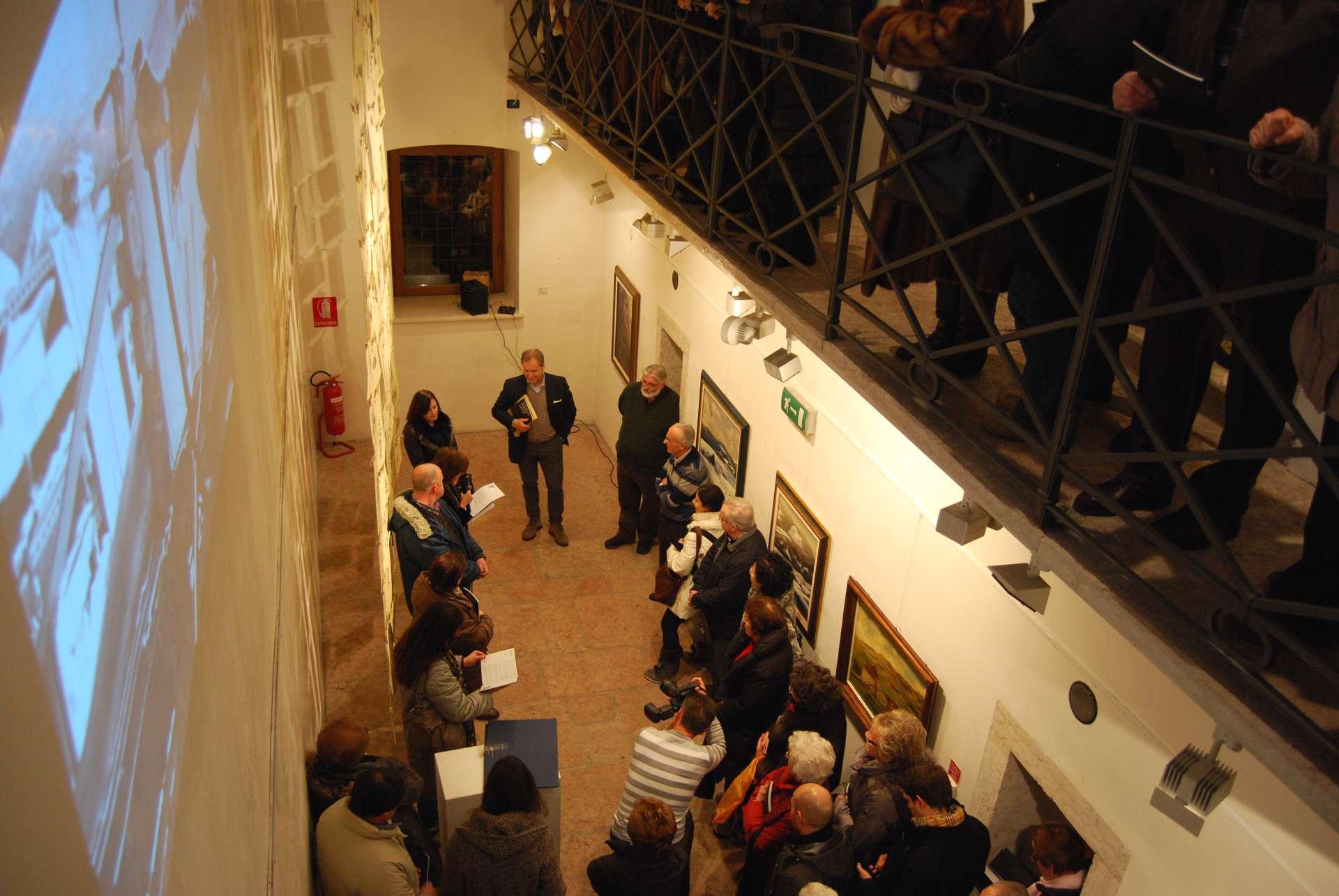 Forte Laan, Officina Grafica | Asiago, Museo le Carceri