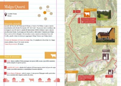 Ghèbar au in de Khèzara - Andiamo in malga - Quaderno di viaggio
