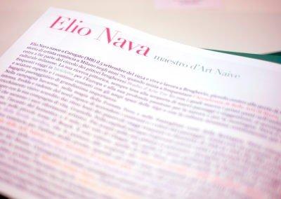 Il nuovo libro di Elio Nava