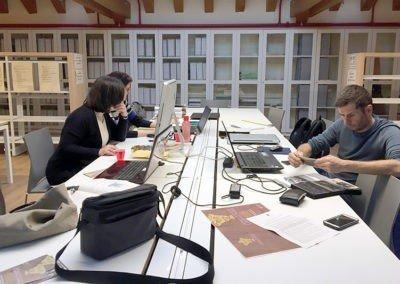 L'Archivio Svelato dalla Reggenza alla Ricostruzione