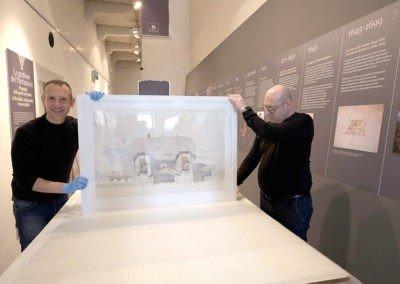 l'Archivio Svelato - diario di una mostra