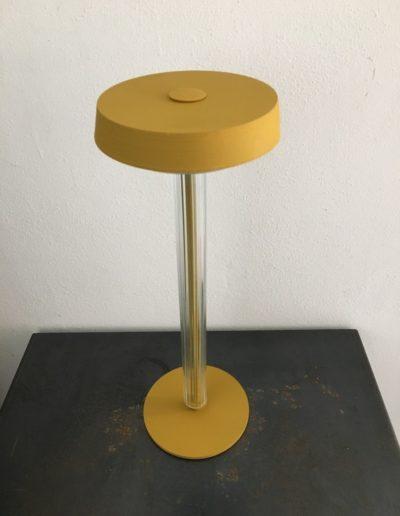 Lampada da tavolo ricaricabile