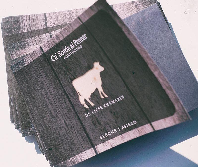 Ca'Sorda Asiago: nuove camere, nuovo book